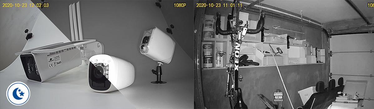 Detektor dźwięku detektor ruchu PIR